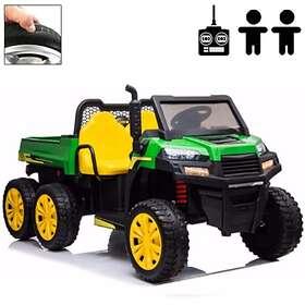 Rull Elbil Truckster 4WD Tvåsits 12V