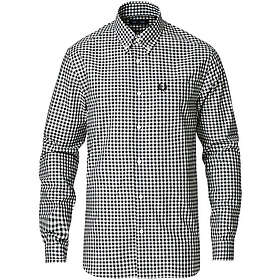 Fred Perry Gingham Shirt (Herr)