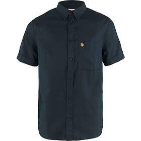Fjällräven Övik Travel Short Sleeved Shirt (Herr)