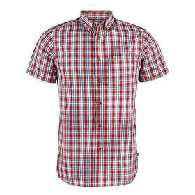 Fjällräven Övik Short Sleeved Shirt (Herr)