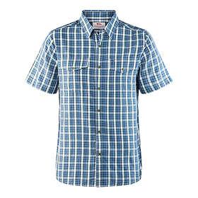 Fjällräven Abisko Cool Short Sleeved Shirt (Herr)