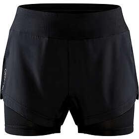 Craft Essence 2-In-1 Stretch Shorts (Naisten)