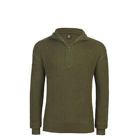 Brandit Marine Pullover Troyer Sweater (Herr)