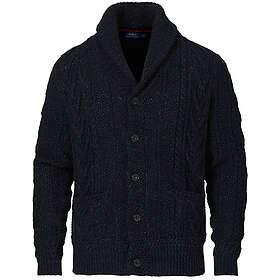 Ralph Lauren Cotton Polo Cable Cardigan (Herr)