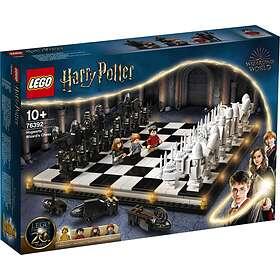 LEGO Harry Potter 76392 Le jeu d'échecs version sorcier de Poudlard