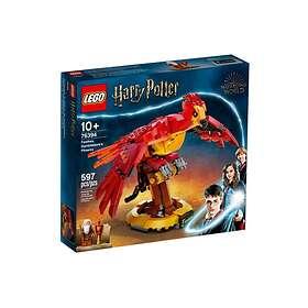 LEGO Harry Potter 76394 Fumseck, le phénix de Dumbledore