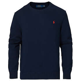 Ralph Lauren Polo Cotton Crew Neck Sweater (Herr)