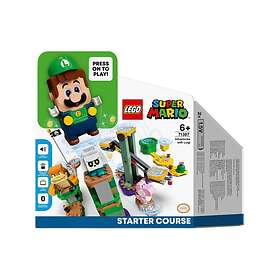 LEGO Super Mario 71387 Seikkailut Luigin Kanssa Aloitusrata