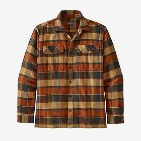 Patagonia Fjord Flannel Shirt (Herr)