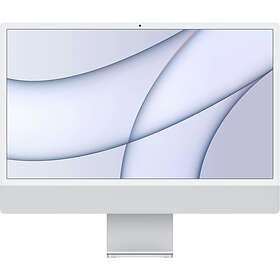 "Apple iMac (2021) - M1 OC 8C GPU 8GB 256GB 24"""