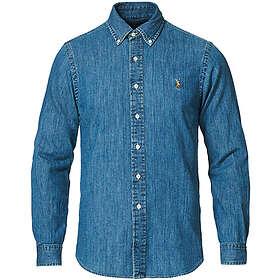 Ralph Lauren Polo Denim Sport Slim Fit Shirt (Herr)