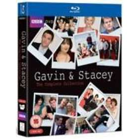 Gavin & Stacey - Series 1-3 and Christmas Special (UK)