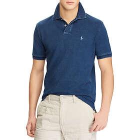 Ralph Lauren Custom Slim Fit Mesh Polo Shirt (Herr)