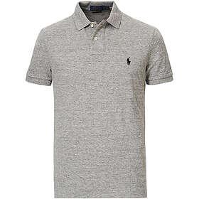 Ralph Lauren Custom Slim Fit Cotton Polo Shirt (Herr)