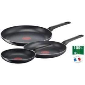 Tefal Simple Cook Stekpanna Set 3 Delar