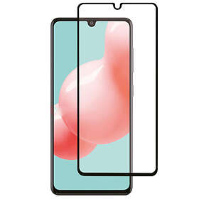 Champion Glass Screen Protector Black Frame for Samsung Galaxy A41