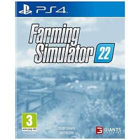 Farming Simulator 22 (PS4)