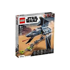 LEGO Star Wars 75314 Angrepsfergen The Bad Batch