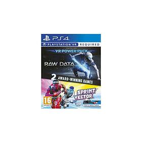 Raw Data/Sprint Vector (VR) (PS4)