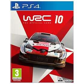 WRC 10: FIA World Rally Championship (PS4)