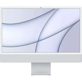 "Apple iMac (2021) (Fra) - M1 OC 8C GPU 8GB 512GB 24"""