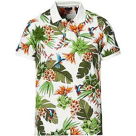 Gant Printed Humming Garden Polo Shirt (Herr)