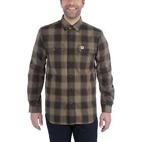 Carhartt WIP Hubbard Slim Fit Flannel Shirt (Herr)