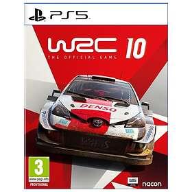 WRC 10: FIA World Rally Championship (PS5)