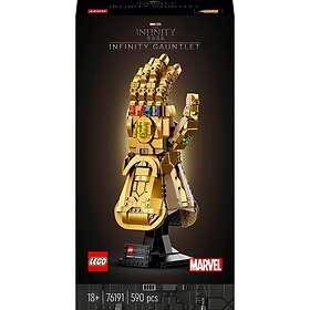 LEGO Marvel 76191 Le Gant de l'infini