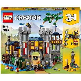 LEGO Creator 31120 Keskiaikainen linna