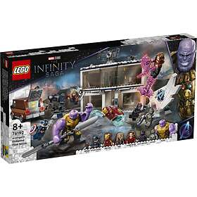 LEGO Marvel Super Heroes 76192 Avengers: Endgame – viimeinen taistelu
