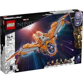 LEGO Marvel Super Heroes 76193 Le vaisseau des Gardiens