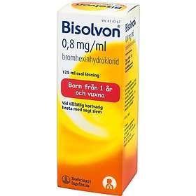 Boehringer Ingelheim Bisolvon 0,8mg/ml 125ml Flytande