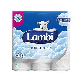 Lambi Toilet 3-Ply 63-pack