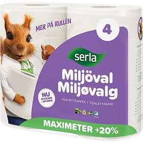 Serla Environmental Choice Maximeter 4-pack