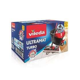 Vileda Easy Wring Ultramat Turbo Mop & Bucket Set