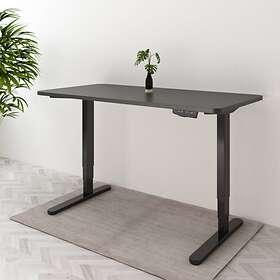 FlexiSpot Home Office Standing Desk Frames 3-Stage Premium Option E5