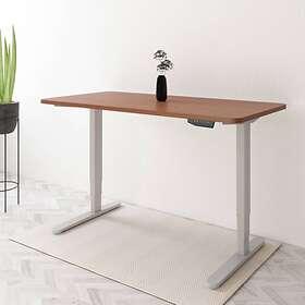 FlexiSpot Home Office Electric Standing Desk Frames 3-Stage Premium Option E5