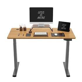 FlexiSpot Height Adjustable Standing Desk EB2 Stand Up Desk Frame