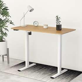 FlexiSpot Height Adjustable Standing Desk EC1 Stand Up Desk Frame