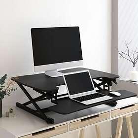 FlexiSpot Alcoveriser Standing Desk Converters M8 Small