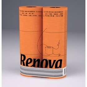 Renova Toilet Paper 3-Ply 6-pack