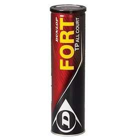 Dunlop Sport Fort TP All Court (4 bollar)