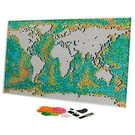 LEGO Art 31203 Världskarta