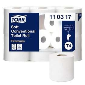 TORK Soft Conventional Premium T4 3-Ply 42-pack