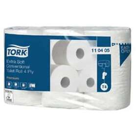 TORK Extra Soft Conventional Premium T4 4-Ply 42-pack
