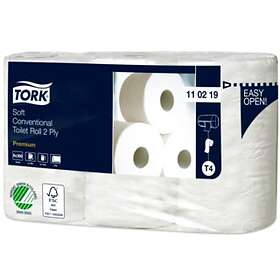 TORK Soft Conventional Premium T4 2-Ply 42-pack