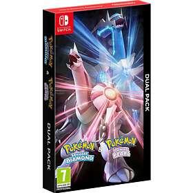 Pokémon Brilliant Diamond & Shining Pearl (Switch)