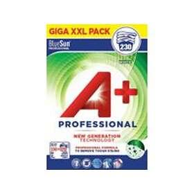Ariel A+ Professional White Tvättmedel 7,15kg