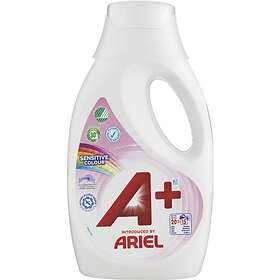 Ariel A+ Sensitive Color Flytande Tvättmedel 0,9L